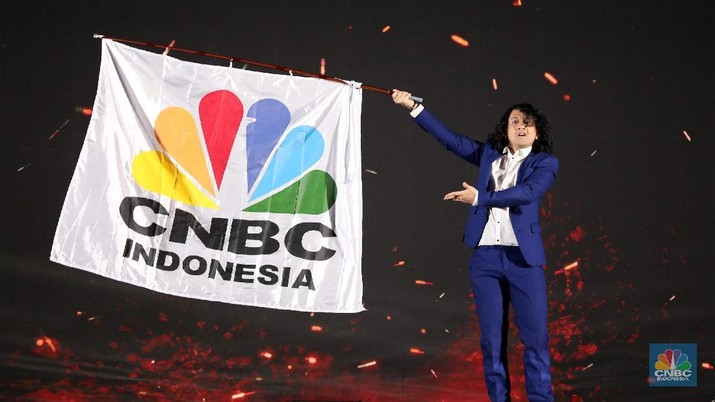 Soft Launching CNBC Indonesia