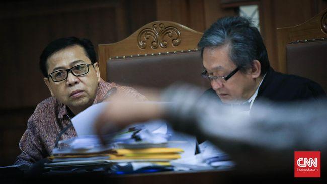 MK Tolak Gugatan Setnov Soal Pemanggilan Anggota DPR