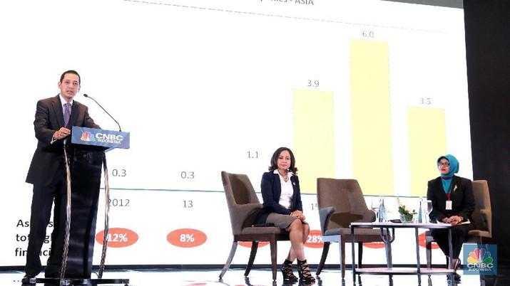 Disrupsi Digital Buat Perbankan Kehilangan 40% Pendapatan