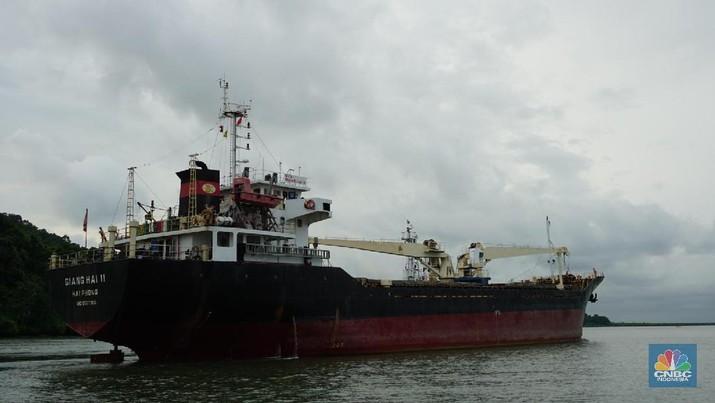 Menteri Perdagangan Enggartiasto Lukita mengatakan selama ini tarif ekspor kapal nasional lebih tinggi dari asing.