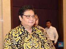 Menteri Airlangga Usulkan PPh E-Commerce 0,5%