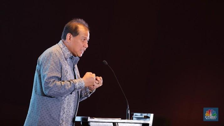 Pelaku bisnis non-fisik hanya akan mengambil 30% pasar tapi porsi itu sudah cukup mendisrupsi industri, kata Chairul Tanjung.