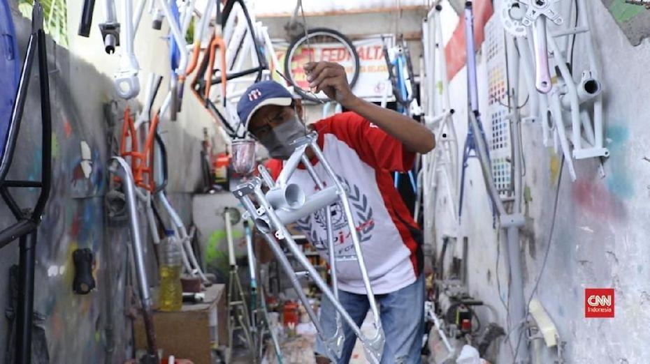 Awen dan Restorasi Sepeda