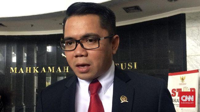 Anggota Komisi III Sepakati RUU Terorisme Selesai Akhir Mei