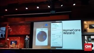 Samsung Fokus Investasi di IoT dan AI Tahun Ini
