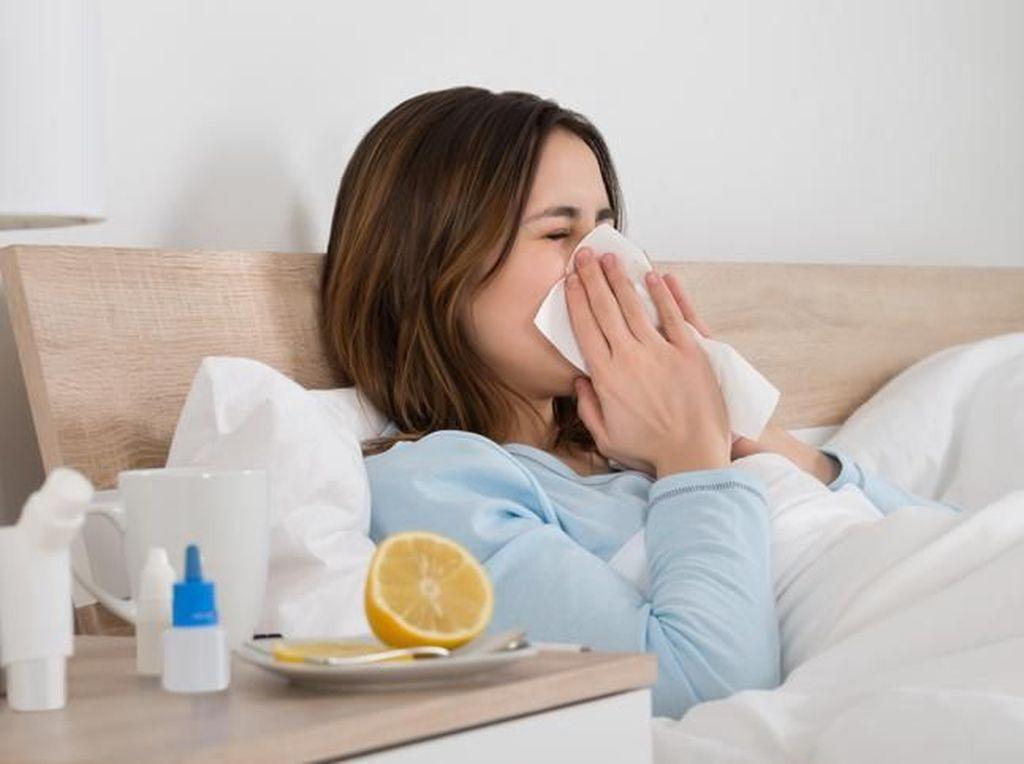 7 Penyakit yang Gejalanya Mirip Flu