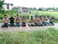 Militer, Polisi dan Warga Buddha Bantai 10 Pria Rohingya