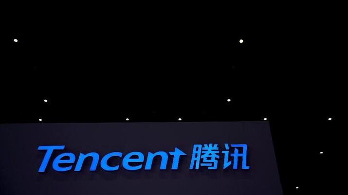 Regulasi China Kian Ketat, Tencent Umumkan Restrukturisasi