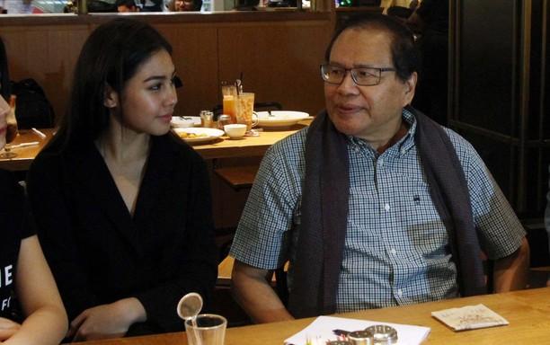 Kala Rizal Ramli Ngobrol dengan Milea Dilan