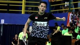 Daftar Pemain Indonesia vs Korea Selatan di Piala Thomas 2018