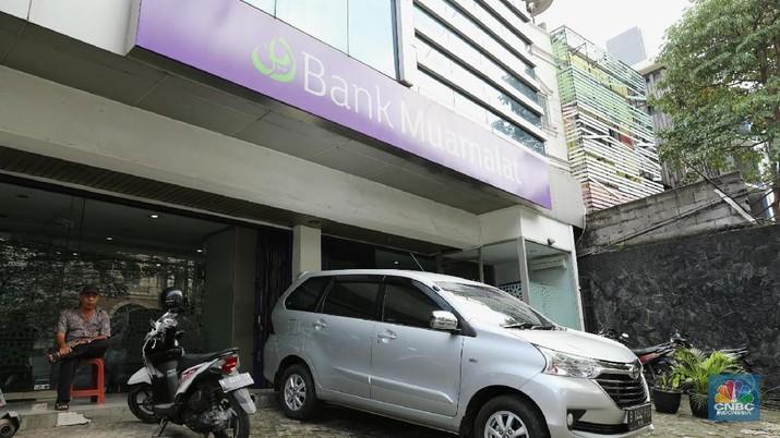 PT Bank Muamalat Tbk mengalami penurunan laba bersih berdasarkan data terakhir per Oktober 2019.