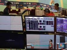 Jelang Lelang Rutin, Pasar Obligasi Terkoreksi