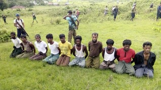 Myanmar: Militer Terlibat Pembantaian Rohingya Hadapi Hukuman