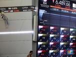 Asing Kembali Net Buy Rp 72 M, IHSG Tetap Turun 0,01%