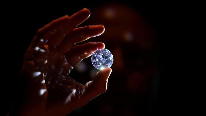 Berlian mulai diincar jadi barang investasi oleh kaum milenial