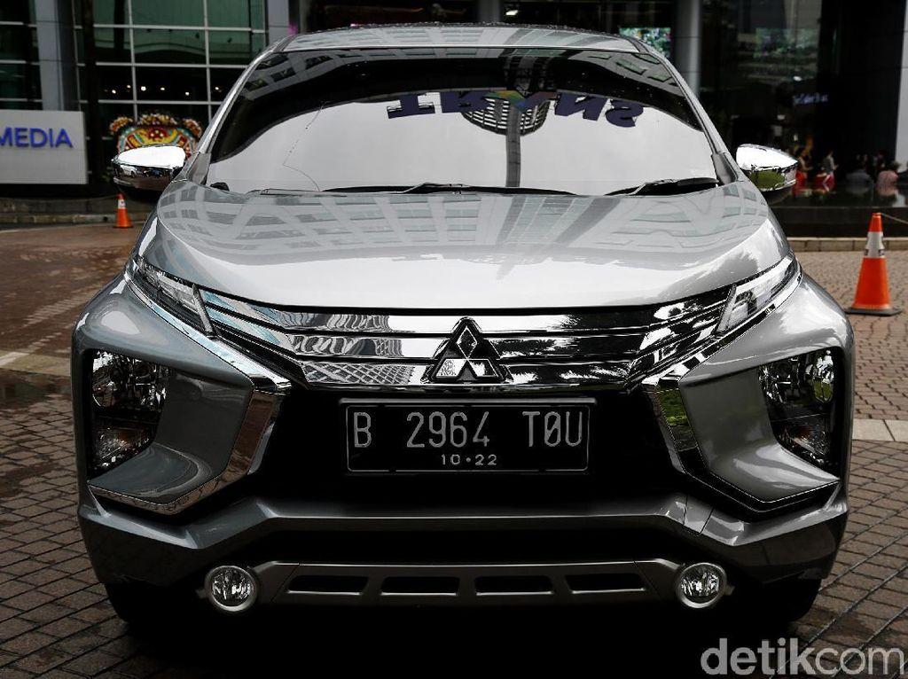 Head of PR & CSR Departement PT Mitsubishi Motors Krama Yudha Sales Indonesia Intan Vidiasari mengatakan penerimaan masyarakat yang sangat baik kepada Xpander membuktikan bahwa model ini dapat memenuhi ekspektasi dan kebutuhan konsumen akan small MPV dan mobil keluarga di Indonesia. Muhammad Ridho/detikcom.