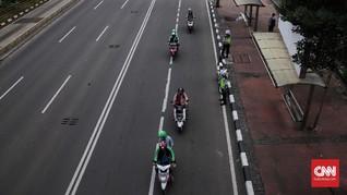 Kecelakaan Tinggi, Polri Kekeh Sepeda Motor Tak Jadi Angkutan