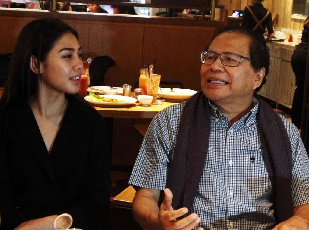 Menurut Rizal Ramli, film tersebut meningkatkan antusiasme masyarakat Indonesia terhadap film-film produksi dalam negeri. Pool/dok. RR.