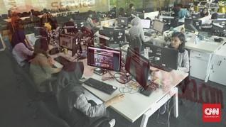 CNNIndonesia.com Tembus 10 Besar Media Digital di Tahun ke-3