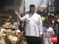 Anies Minta Warga Bersabar Hadapi Musibah Banjir Jakarta