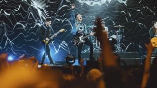 Fall Out Boy Konser di Singapura Tanpa Sambangi Indonesia