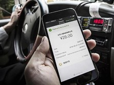 Didi Chuxing dan SoftBank Rilis Taksi Online di Jepang
