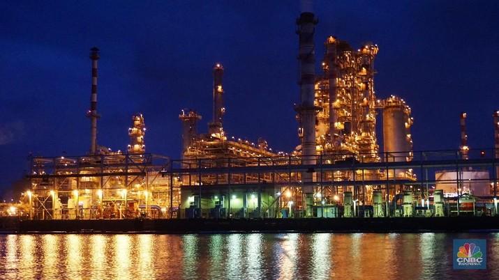 Kilang Cilacap merupakan salah satu kilang minyak terbesar di Indonesia