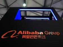 Alibaba Tandatangani Kerja Sama Tayangkan Acara Disney