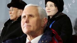 AS Sebut Korut Batalkan Pertemuan dengan Mike Pence