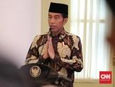 Jokowi Akui Bahas Pilpres dengan Sejumlah Ketum Parpol