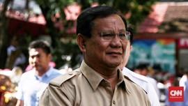 Prabowo Ingin Buat Patung Sukarno Naik Kuda