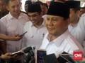 Prabowo Sebut Muzani Pantas Jadi Wakil Ketua MPR
