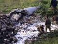 VIDEO: Jet Tempur Israel Ditembak Jatuh Suriah