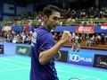 Jonatan Christie Menang, Indonesia Unggul 2-1 atas Malaysia