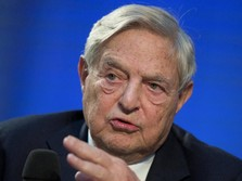 AS-China Berseteru, Ini Ramalan George Soros