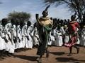 FOTO: Gerakan Menolak Sunat dari Perempuan Uganda