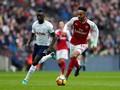 Babak Pertama: Tottenham vs Arsenal Masih Imbang