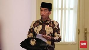 Jokowi Persilakan KPK Proses Puan dan Pramono
