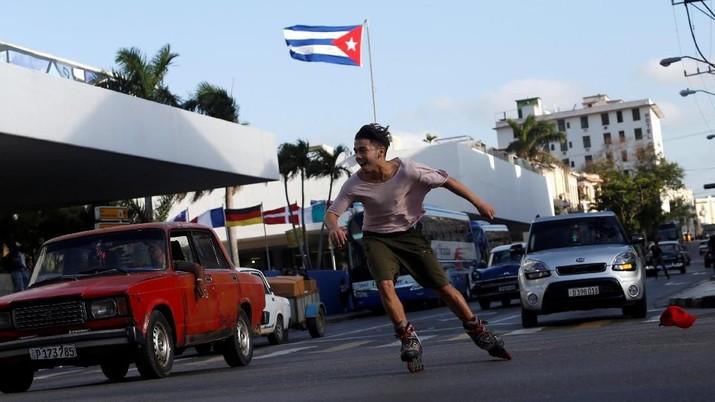 Utang Kuba Sempat Diperdagangkan