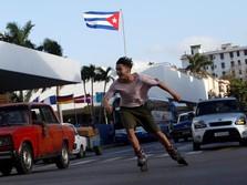 Pertama di Dunia, Kuba Suntik Vaksin Covid-19 ke Anak 2 Tahun