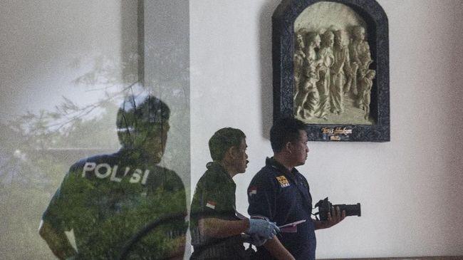 Penyerang Gereja Lidwina Sleman Diboyong ke Jakarta