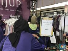 Berburu Hijab Koleksi Desainer Mulai Harga Rp 100 Ribu