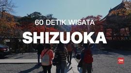 VIDEO: 60 Detik Wisata Shizuoka