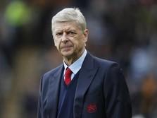Arsenal Harus Mengucap #merciwenger