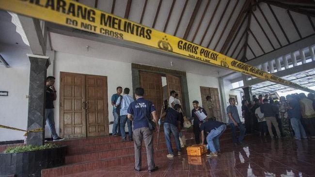 Polisi Usut Motif Perusakan Gereja di Sumatera Selatan