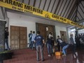 Solidaritas Umat Muslim, Bantu Bersihkan Gereja Santa Lidwina