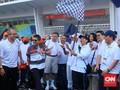 Sambut Asian Games, Menlu Retno Ajak Para Dubes Jalan Pagi