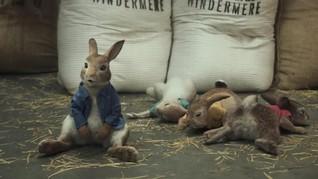 'Peter Rabbit' Dipetisi karena Adegan Alergi