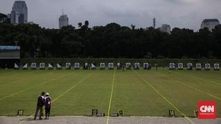 Venue Panahan Masih Perlu Diperbaiki Sebelum Asian Games