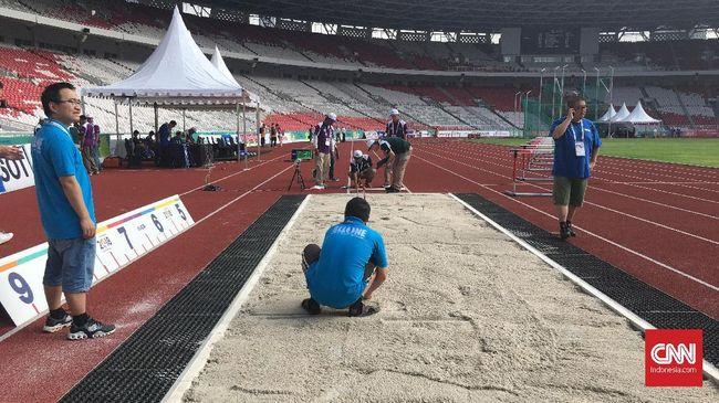 Lompat Jauh Terancam Batal Digelar di Asian Games 2018